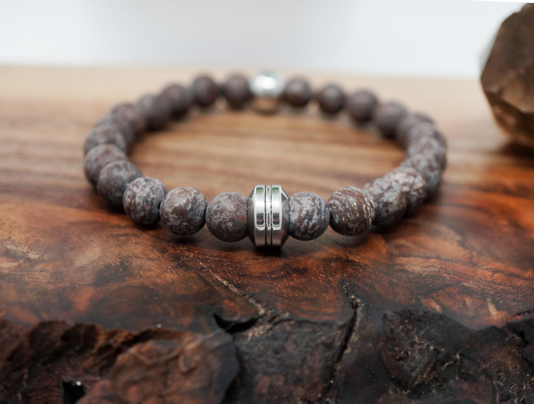 tibet quartz mens stainless steel bracelet2