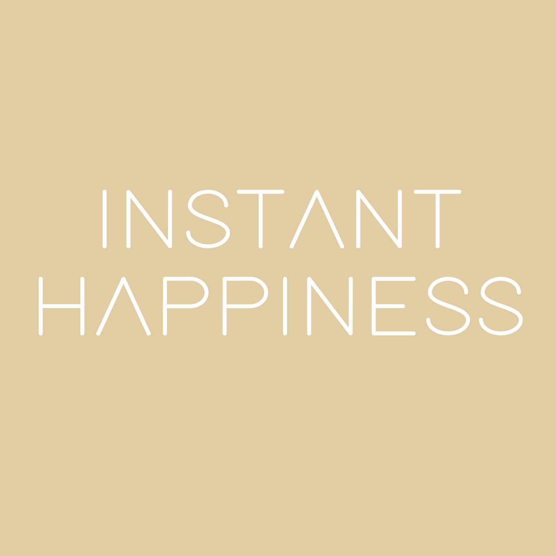 Instant happiness gift card