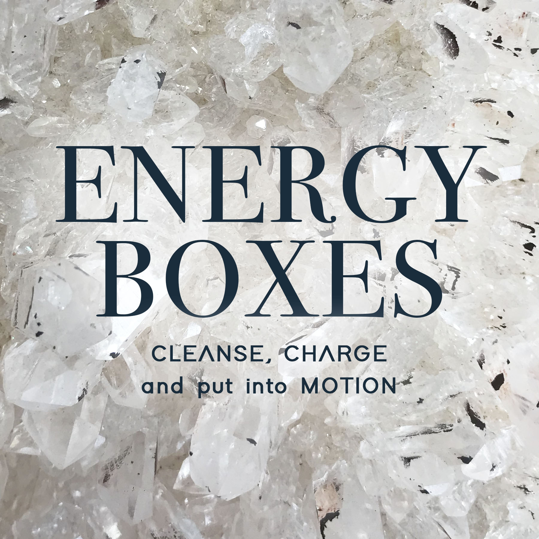 Energy boxes splash